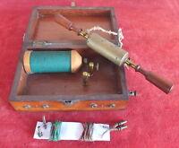 bobine de Ruhmkorff bobine d'induction appareil scientifique
