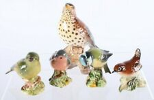 Job lot of Five Vintage Beswick Birds