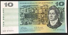 Australia 1968 10 Dollars Banknote Pick# 40c