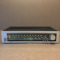 Vintage Pioneer TX-520L Stereo Tuner - Hi Fi Radio Separate