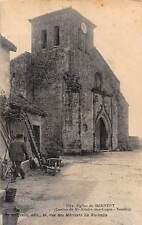 France Loire Eglise de Mervent Canton de St-Hilaire-des-Loges Vendee