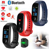 Sport Bluetooth Smart Bracelet Watch Fitness Tracker Pedometer for Huawei iPhone