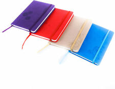 Lot of 24 Wholesale Blank Journal Notebook Diary Journals Writing Book 96-Sheet
