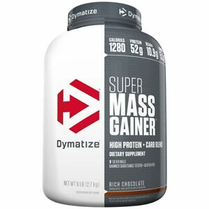 Dymatize Nutrition 6lb Super Mass Gainer Protein Powder - Rich Chocolate