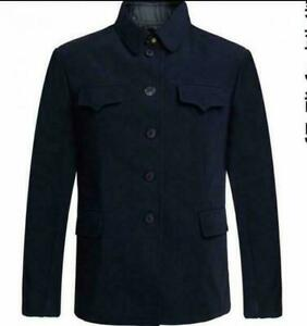 Mens Tunic Jacket Suit Single Breasted Mao Chinese Style Blazer Coat Formal 2020