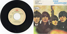 """THE BEATLES"" Long Tall Sally / Slow down + 2 (EP 45 tours Mexico) MINT"