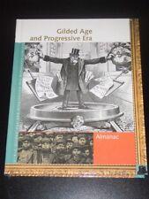 GILDED AGE & PROGRESSIVE ERA Almanac 2006 Valentine NEW
