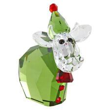 Swarovski Christmas Figurine Santa'S Helper Mo Limited 2017 #5286208 New