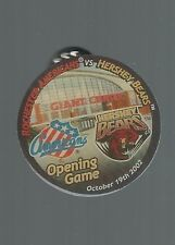 Hershey Bears  ''Giant Center / Opening game played in 2002''  AHL Hockey pin