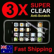 12 x CLEAR iPhone 3G 3GS ANTI-SCRATCH Screen Protector