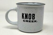 New listing Knob Creek Ceramic Mug Bourbon Whiskey (A Whiskey Well Earned)
