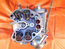 2006 06 HONDA TRX 500 ENGINE CYLINDER HEAD WITH VALVES TRX500 FA RUBICON