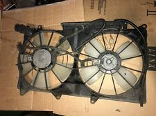 99-05 LEXUS IS200 COOLING FANS FOR WATER RADIATOR WITH EXPANSION BOTTLE HOUSING