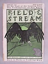 Field & Stream Magazine - February, 1906 ~~ Field and Stream
