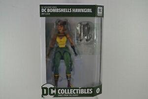"Hawkgirl DC Designer Series Ant Lucia Bombshells 7"" Female Action Figure"