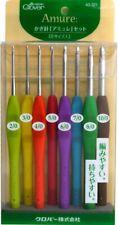 Trébol Amure Ganchos de ganchillo conjunto 43-321 de Japón Importación Nuevo F/S