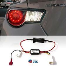 15-18 Scion FRS & Subaru  BRZ LED Tail as Turn w/ Backup Light Signal Module Kit