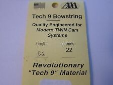 """NEW Allied Archery AMG Tech 9 Bowstring Twin Cam 56"""" 22 Strand AAA More Listed"""