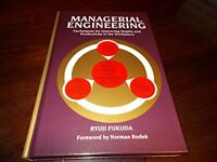 Managerial Engineering: Techniques for Improving Qu... by Fukuda, Ryuji Hardback