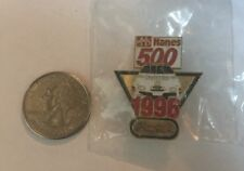 Hanes 500 Martinsville Speedway 9/22/96 Won By Jeff Gordon Nascar Pin