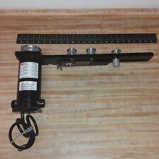 DAYTON 4Z528D Industrial Gear Motor 1/6Hp 1800 RPM 90 Volts DC Belt-Shaft Drive