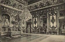 Chiemsee Bayern Oberbayern ~1910 Schloss Herrenchiemsee Beratungszimmer Zimmer