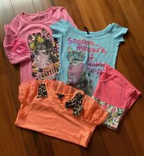 Lot of Girl's Tops - Size 10/12 Hybrid Girls, Girl's Love Pink, Exc Two w/Cats