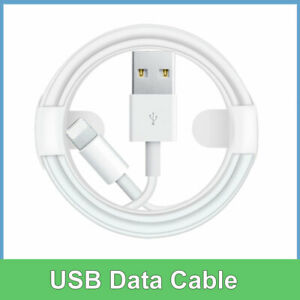 USB Data Cable For iPhone 12 11 Pro Xs Max X Xr 8 7 6 Fast Charging Charger