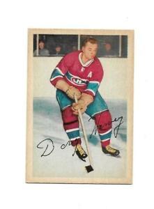 1953-54 Parkhurst:#26 Doug Harvey,Canadiens