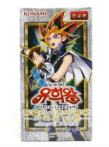 [Korea Shop] Yugioh Cards [Duelist Road -Piece of Memory-Side]Booster Box 15AX
