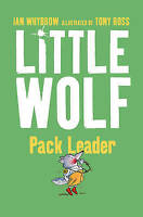 Whybrow, Ian, Little Wolf, Pack Leader, Very Good Book