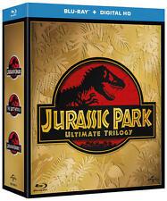 Jurassic Park/The Lost World - Jurassic Park/Jurassic Park 3 (Box Set with Ult