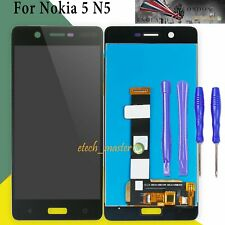 For Nokia 5 N5 TA-1024 1027 1044 LCD Touch Screen Digitizer Black Replacement