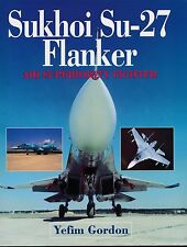 Sukhoi Su-27 Flanker - Air Superiority Fighter (Airlife) - New Copy
