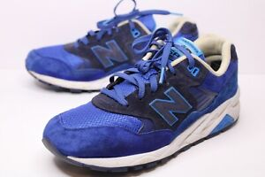 New Balance Men's MRT 580 Shoes AUTHENTIC Sailor Blue/Pacific Blue MRT580RA Sz 9