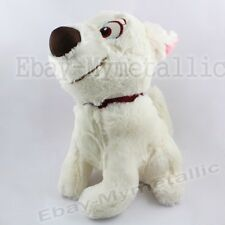 "Disney BOLT Lovely Super Dog 33cm / 13.2"" Soft Plush Stuffed Doll Toy Size L"