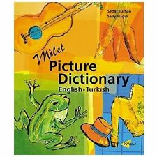 Milet Picture Dictionary (English?Turkish): By Turhan, Sedat, Hagin, Sally