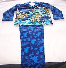 Skylanders Swap Force Wash Buckler Boys Printed Flannel Pyjama Set Size 6 New
