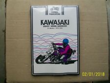 New Clymer workshop manual for KAWASAKI Z1, 900cc models, 1973/74. M354.