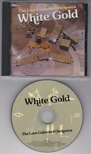 The Love Unlimited Orchestra White Gold CD
