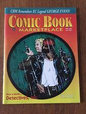 Gemstone Comic Book Marketplace Magazine Volume 1 # 87 November 2001 NM
