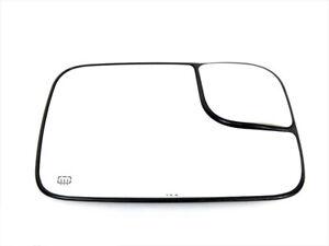 2005-2009 Dodge Ram 2500 3500 Power Tow Mirror Heated GLASS Passengers Side OEM