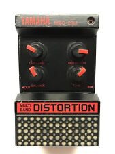 Yamaha MBD-20M, Multi Band Distortion, Made In Japan, 1980's, Vintage Effect