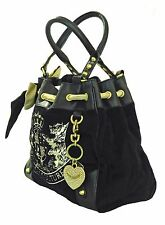 NEW Juicy Couture Scottie Embroidery Daydreamer Tote Bag YHRU2533