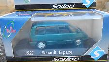 RENAULT ESPACE - SOLIDO SCALA 1/43 (SC 1)
