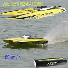 2.4G Volantex V792-4 RC Boat ATOMIC ESC Brushless Motor Watercooled 40A 60KM/h