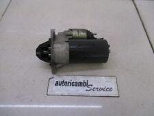 0001108202 MOTORINO AVVIAMENTO ALFA ROMEO 147 1.9 JTDM 3P 5M 88KW (2006) RICAMBI