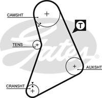 Gates Timing Cam Belt 5069  - BRAND NEW - GENUINE - 5 YEAR WARRANTY