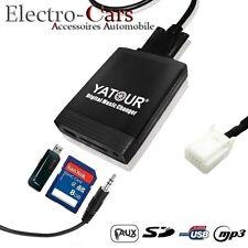 USB MP3 ADATTATORE INTERFACCIA AUTORADIO COMPATIBILE VOLKSWAGEN TOUAREG