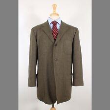 4697a768 Wool Blend Three Button Ermenegildo Zegna Suits & Blazers for Men ...